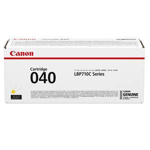Image of   Gul lasertoner 040Y - Canon - 5.400 sider.