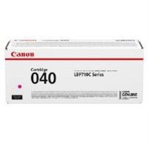 Magenta lasertoner 040m - canon - 5.400 sider. fra N/A på printerpatroner.dk