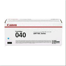 N/A – Cyan lasertoner 040c - canon - 5.400 sider. fra printerpatroner.dk