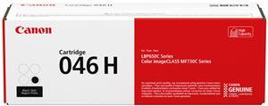 Image of   Sort lasertoner CRG-046H - Canon - 6.300 sider.