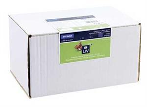 N/A Dymo shippingetiket  54 x 101 mm <i>rabatpakke</i> (13186/99014) på printerpatroner.dk