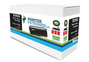 N/A – Sort lasertoner 3060 - brother tn-3060 - 6.700 sider. fra printerpatroner.dk