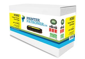 Image of   Gul lasertoner - HP nr.312A - 2.700 sider