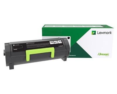 Image of   Sort lasertoner - Lexmark 24B6889 - 21.000 sider
