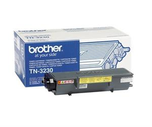 Image of   Sort lasertoner 3230 - Brother - 3.000 sider.