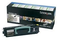 Image of   Sort lasertoner - Lexmark 340A11G - 2.500 sider.