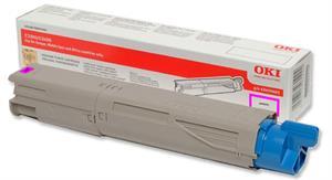 Magenta lasertoner 33/34 mf - OKI - 2.500 sider.