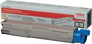 Sort lasertoner 33/34 mf - OKI - 2.500 sider.