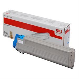 Cyan lasertoner C9655 - OKI - 22.000 sider.