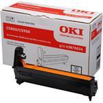 Sort Tromle 5850/5990 - Oki Original Oki C5850