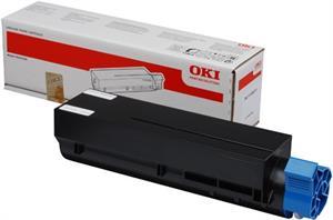 Sort lasertoner 431 - OKI - 12.000 sider