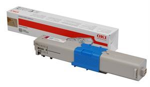 Magenta lasertoner C301 - OKI - 1.500 sider