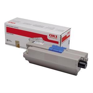 Sort lasertoner C301 - OKI - 2.200 sider