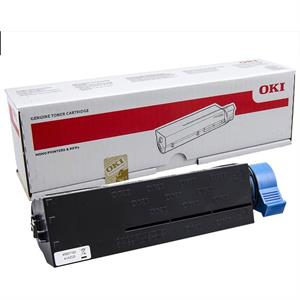Image of   Sort lasertoner 45807102 - OKI - 3.000 sider