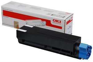 Sort lasertoner 45807106 - OKI - 7.000 sider