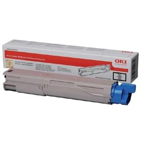 Image of   Sort lasertoner 853. - OKI - 7.000 sider