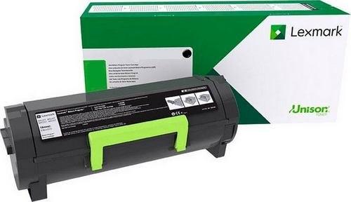 Image of   Sort lasertoner - Lexmark 56F0XA0 - 20.000 sider