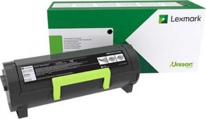 Image of   Sort lasertoner - Lexmark 56F2U00 - 25.000 sider