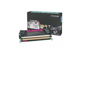 Image of   Magenta lasertoner - Lexmark C734 - 6.000 sider