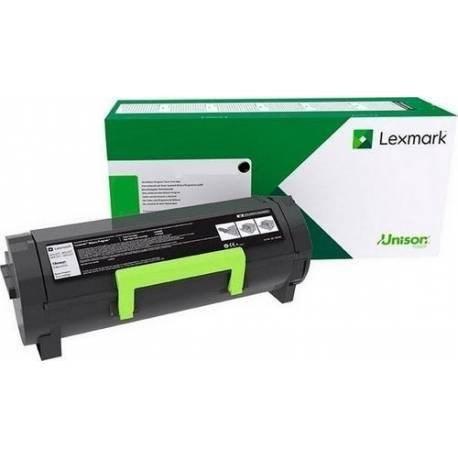Image of   Sort lasertoner - Lexmark B242H00 - 6000 sider