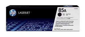 Image of   Sort lasertoner - HP Nr.85A - 1.600 sider