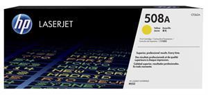 Image of   Gul lasertoner - HP nr.508A - 5.000 sider