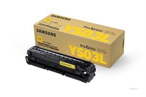 Image of   Gul lasertoner Y503L - Samsung - 5.000 sider