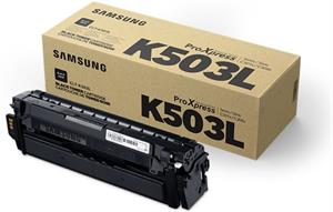 Image of   Sort lasertoner K503L - Samsung - 8.000 sider