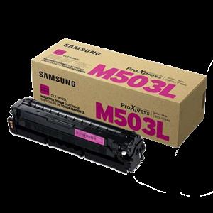 Image of   Magenta lasertoner M503L - Samsung - 5.000 sider