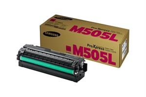 Image of   Magenta M505 lasertoner - Samsung - 3.500 sider