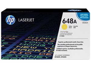 Image of   Gul lasertoner - HP CE262A - 11.000 sider