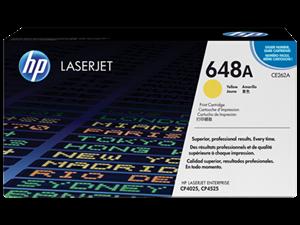 Gul lasertoner - HP CE262A - 11.000 sider