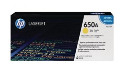 Image of   Gul lasertoner - HP CE272A - 15.000 sider