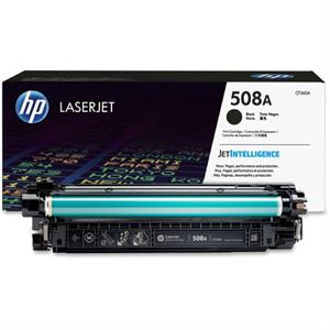 Sort lasertoner - HP nr.508A - 6.000 sider