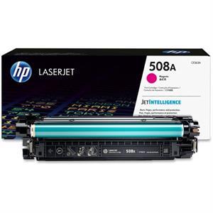 Image of   Magenta lasertoner - HP nr.508A - 5.000 sider