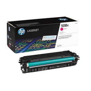 Image of   Magenta lasertoner - HP nr.508X - 9.500 sider