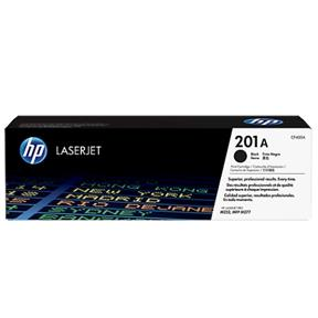 Image of   Sort lasertoner - HP 201A - 1.500 sider