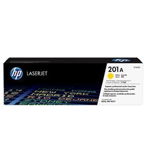 Image of   Gul lasertoner - HP 201A - 1.400 sider