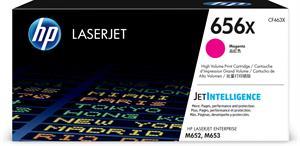 Image of   Magenta lasertoner - HP nr.656X - 22.000 sider