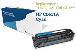Image of   Cyan lasertoner - HP 305A - 2.600 sider