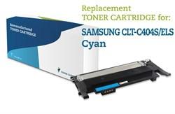 Cyan lasertoner - Samsung C404S - 1.500 sider