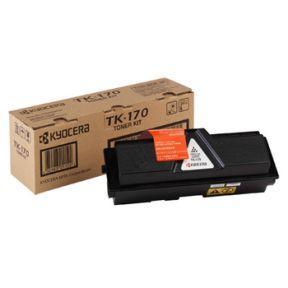 Sort lasertoner TK-170 - Kyocera -