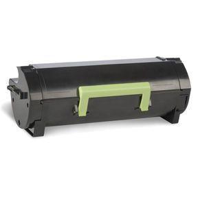 Image of   Sort lasertoner - Lexmark 50F2000 - 1.500 sider.