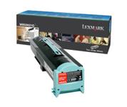 Image of   Sort lasertoner - Lexmark W840 - 30.000 sider
