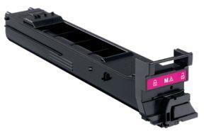 Magenta lasertoner a0dk352 - konica miolta - 8.000 sider