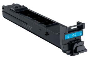 Image of   Cyan lasertoner A0DK452 - Konica Miolta - 8.000 sider
