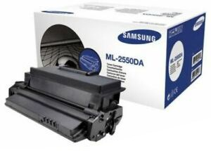 Image of   Sort lasertoner - ML-2550DA - 10.000 sider