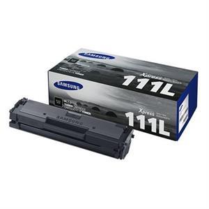 Image of   Sort lasertoner - Samsung D111L - 1.800 sider.