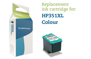 Tilbud på uoriginale HP blækpatroner