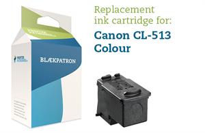 Image of 3-i-en farve blækpatron - Canon CL-513XL - 15ml